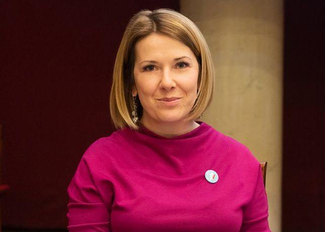 Magdalena Roguska. Nowa wiceprzewodnicząca Rady Warszawy
