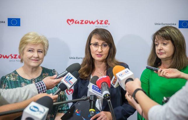 Warszawa. Jest umowa na dofinansowanie sprzętu niezbędnego do nauki zdalnej