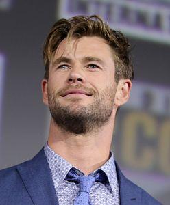 Chris Hemsworth ma szczęście. Żona złożyła mu piękne życzenia