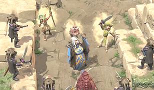 """The Dark Crystal Age of Resistance Tactics"" na Nintendo Switch na podstawie serialu Netfliksa"