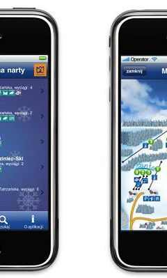 Małopolska zimą w iPhonie!