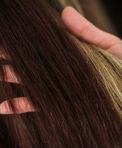 Jednoskładnikowa wcierka. Zagęszcza włosy i przyspiesza ich porost