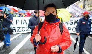 Protest rolników. Renata Beger bez hamulców o ministrze rolnictwa