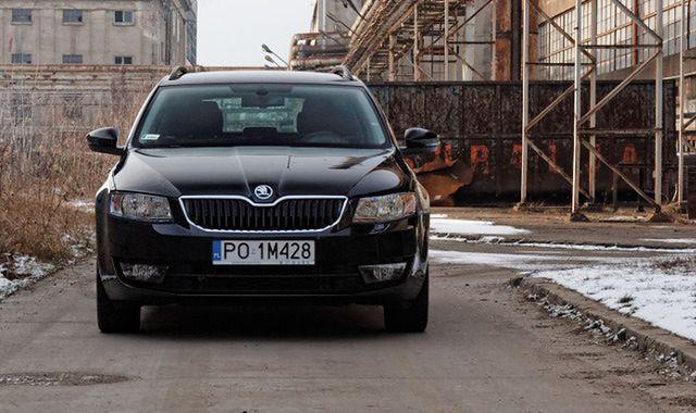 Skoda Octavia Combi 1,6 TDI: czeski pewniak