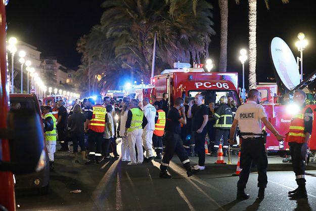 """Zamach w Nicei. Świadek: """"Po prostu czekałem na śmierć"""""""