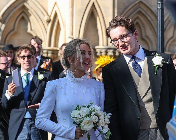 Ellie Goulding wzięła ślub. Wśród gości była rodzina królewska