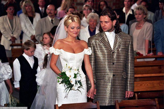 Radosław Majdan zostanie ojcem. Jak dziś wygląda jego pierwsza żona, Sylwia Majdan?