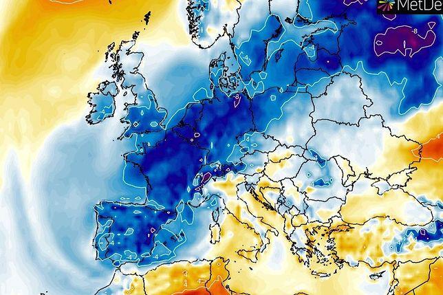Pogoda długoterminowa. Atak zimy w marcu