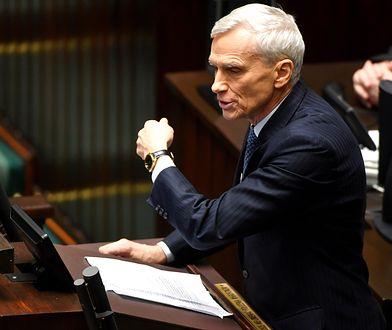 Poseł PO Marcin Święcicki wyjeżdża na Ukrainę