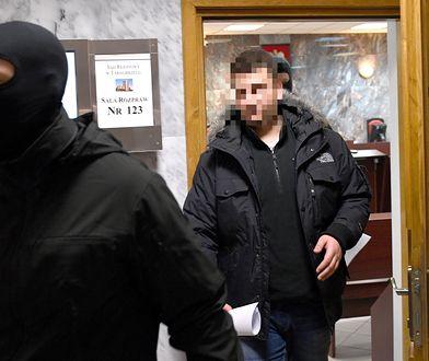 Bartłomiej M. trafił do aresztu 30 stycznia