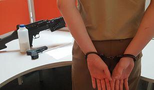 19-latek przyznał się do ostrzelania uczniów z broni ASG