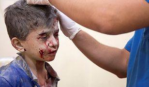 Ranny chłopiec we wsch. części Aleppo - 24 września