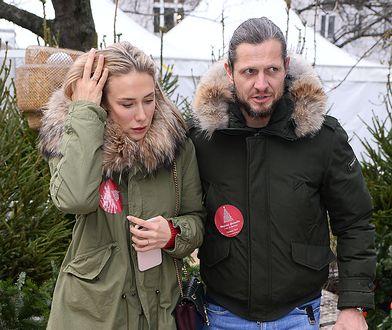"""Natalia Klimas przygotowywała święta, Mikołaj Bober zajmował się córką. """"Znalazłam go zielonego ze zmęczenia"""""""