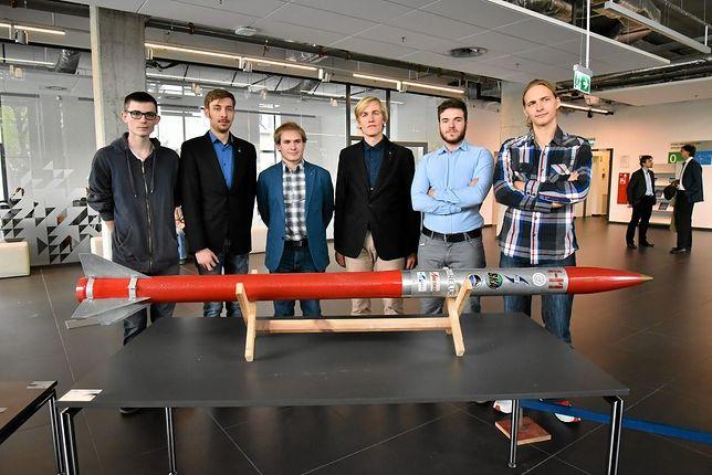 Studenci PW zbudowali rakietę. Teraz ją wystrzelą
