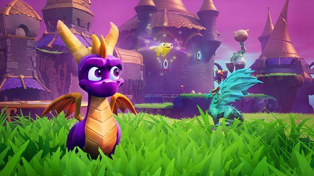 Spyro Reignited Trilogy na Nintendo Switch w sprzedaży już od 3 września 2019
