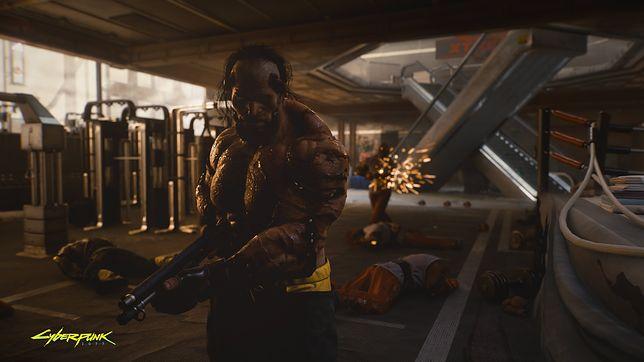 """Nowe materiały z gry """"Cyberpunk 2077"""""""