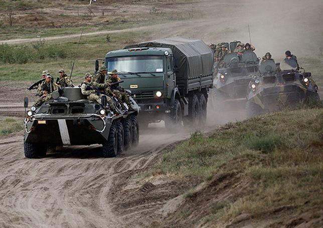 Rosyjska armia prowadzi na Krymie kluczowy etap manewrów Kaukaz-2016