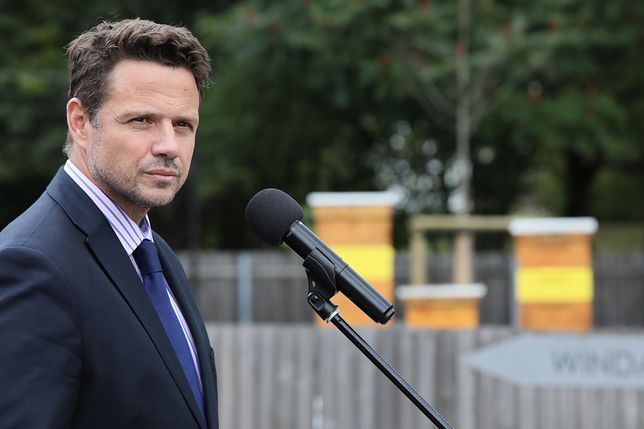 Rafał Trzaskowski uważa, że wszczęcie śledztwa w. finansowania przez niego kampanii do PE w 2009 roku, to sprawa polityczna