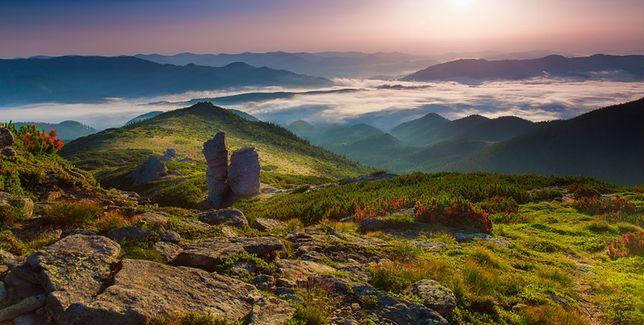 Karpaty Wschodnie - nieodkryty region Europy