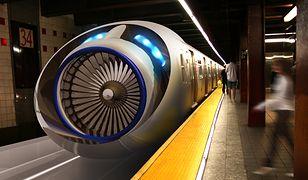 Istnieją już dziesiątki proponowanych tras, którymi miałyby sunąć futurystyczne pociągi