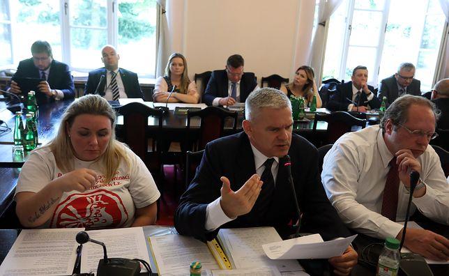 """Spotkanie poświęcone Jugendamtom - mówi Wojciech Pomorski, według którego to """"podłe instytucje"""""""