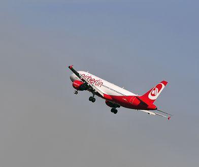 Air Berlin był jedyną poważną konkurencją dla Lufthansy na niemieckim rynku
