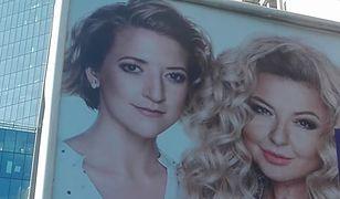 Magda i Lara Gessler reklamują sieć komórkową