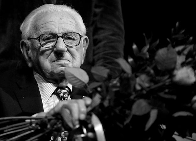 """Nicholas Winton nie żyje. """"Brytyjski Schindler"""" zmarł w wieku 106 lat"""