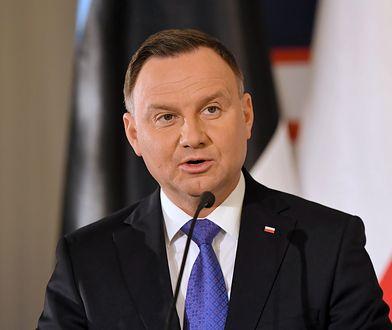 Jan Śpiewak skazany. Prezydent Andrzej Duda spotkał się z miejskim aktywistą