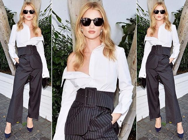 Stylowa Brytyjka na CFDA/Vogue Fashion Fund Show