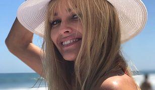 Izabella Scorupco w bikini. Figury mogą pozazdrościć jej nastolatki