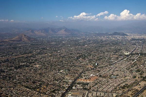 Wstrząsy były odczuwalne w Santiago