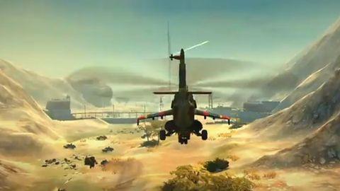 Desert Strike na wesoło? Nadlatuje Thunder Wolves