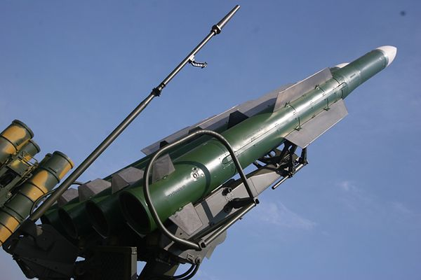 System rakietowy 9K37 Buk