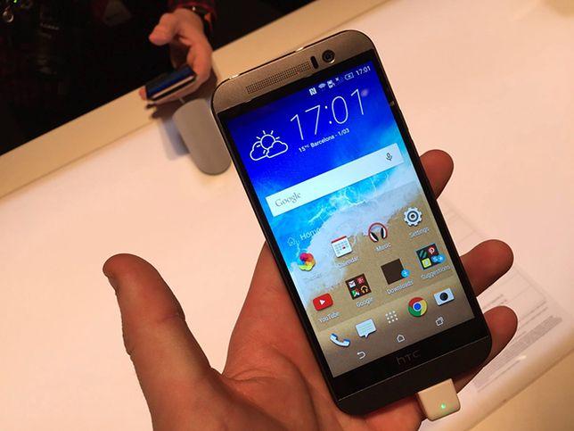 HTC: W menu telefonów będą reklamy
