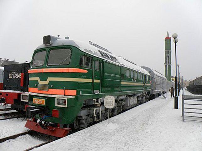 Radzieckie pociągi atomowe. Niesamowita moc na szynach