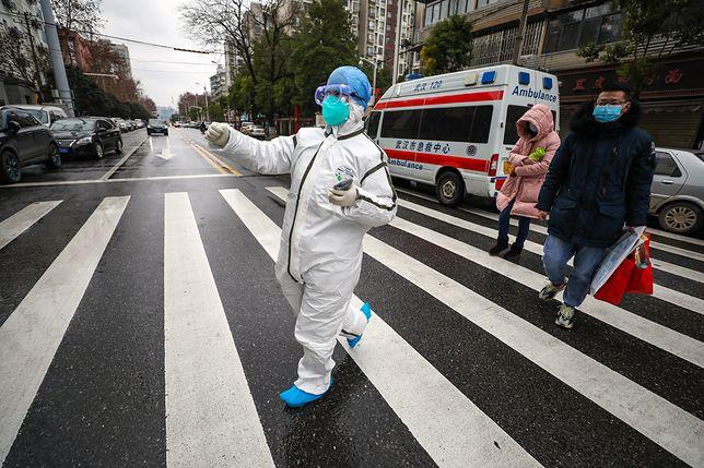 Koronawirus doprowadził do zamknięcia miasta Wuhan i uwięzienia w nim m.in. polskich urzędników