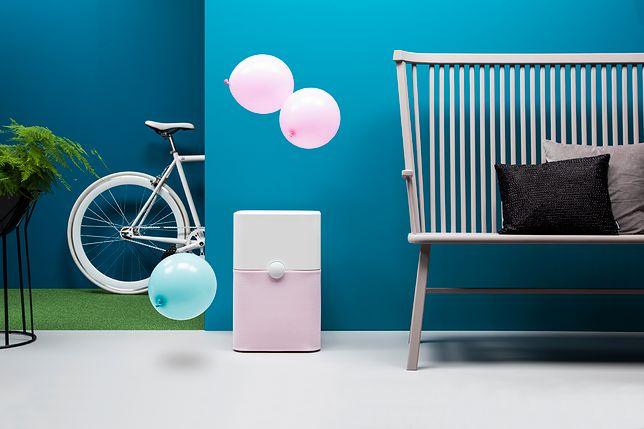 Blueair to szwedzka marka oczyszczaczy powietrza