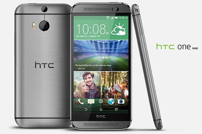 HTC One M8 oficjalnie zaprezentowany