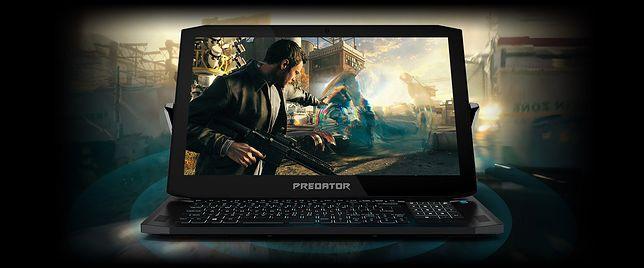 Predator Triton 900 to jeden z bardziej wyjątkowych laptopów