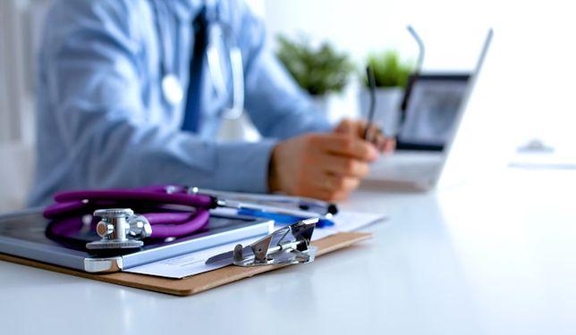 Zdalne badania lekarskie u blisko 5 mln pacjentów