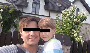 Tomasz M. miał szczególnie silną więź z synem.