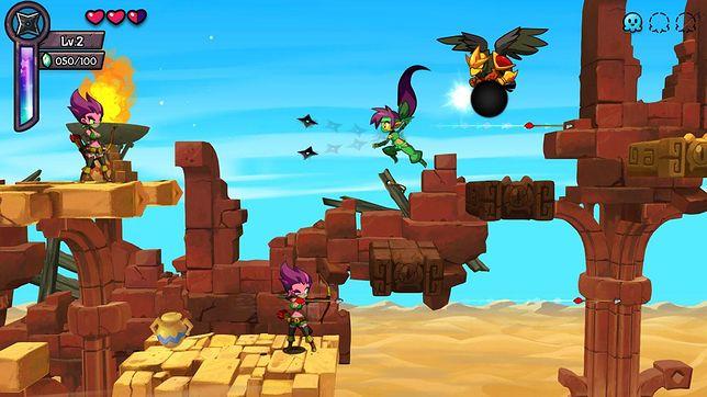 Shantae: Half-Genie Hero dostępne w Humble Bundle