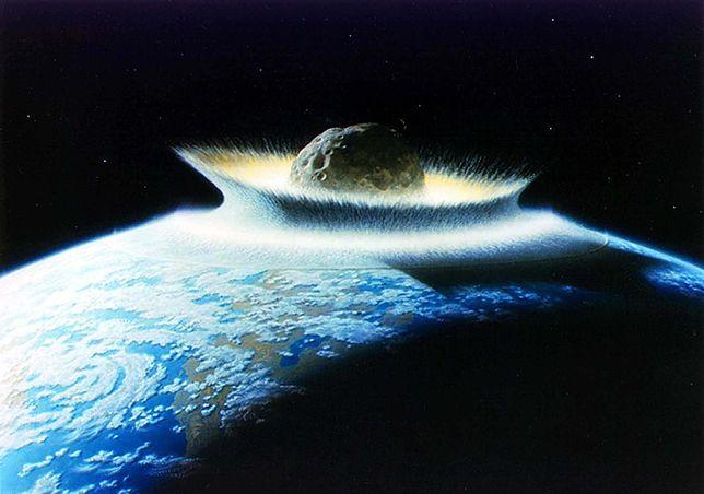 Asteroida, która zniszczyła dinozaury zmieniła całą planetę