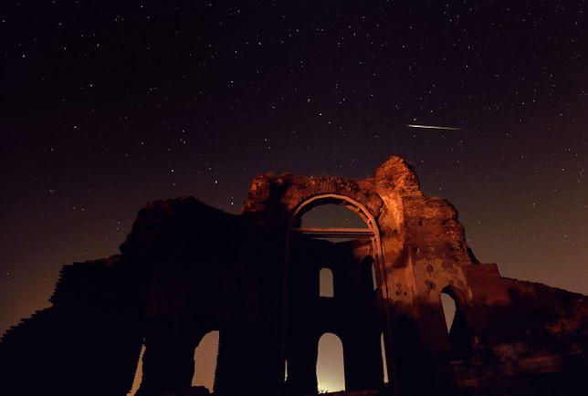 Noc spadających gwiazd.