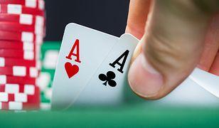 Nastoletni hazardziści w sieci