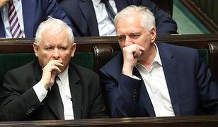 Wybory prezydenckie 2020. Nieoficjalnie: spotkanie Jarosława Kaczyńskiego z Jarosławem Gowinem