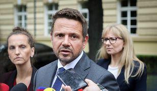 """""""Czajka"""". Rafał Trzaskowski odpowiada działaczom PiS. """"Nie warto kłócić się z głupcem"""""""