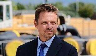 Rafał Trzaskowski. Nadzieja opozycji po największym kryzysie. Mówi o problemach w PO