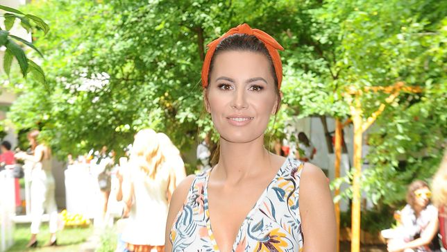 Agnieszka Hyży chętnie dzieli się prywatnymi zdjęciami